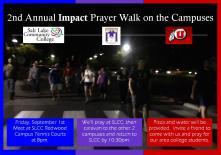 Prayer Walk Campuses 3
